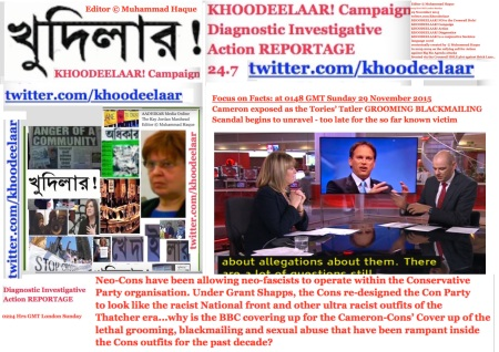 Focus on Facts at 0228 GMT Sunday 29 November 2015 Cameron exposed as the Tories' Tatler GROOMING BLACKMAILING Scandal begins to unravel - too late for the so far known victim copy 3